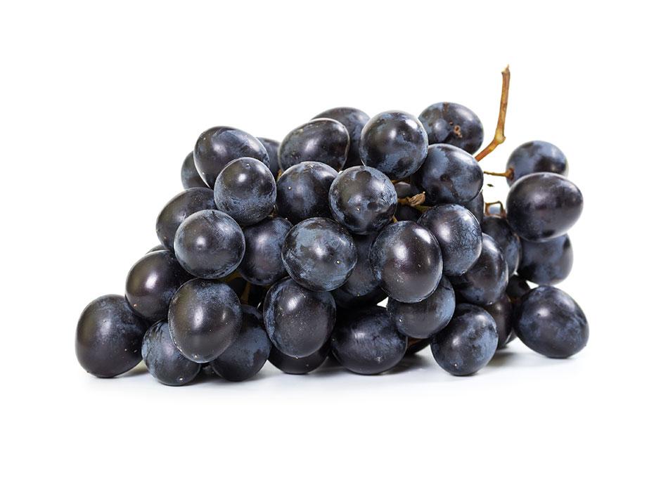 Black Grapes 1