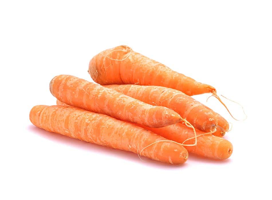 Carrot Bunch 1