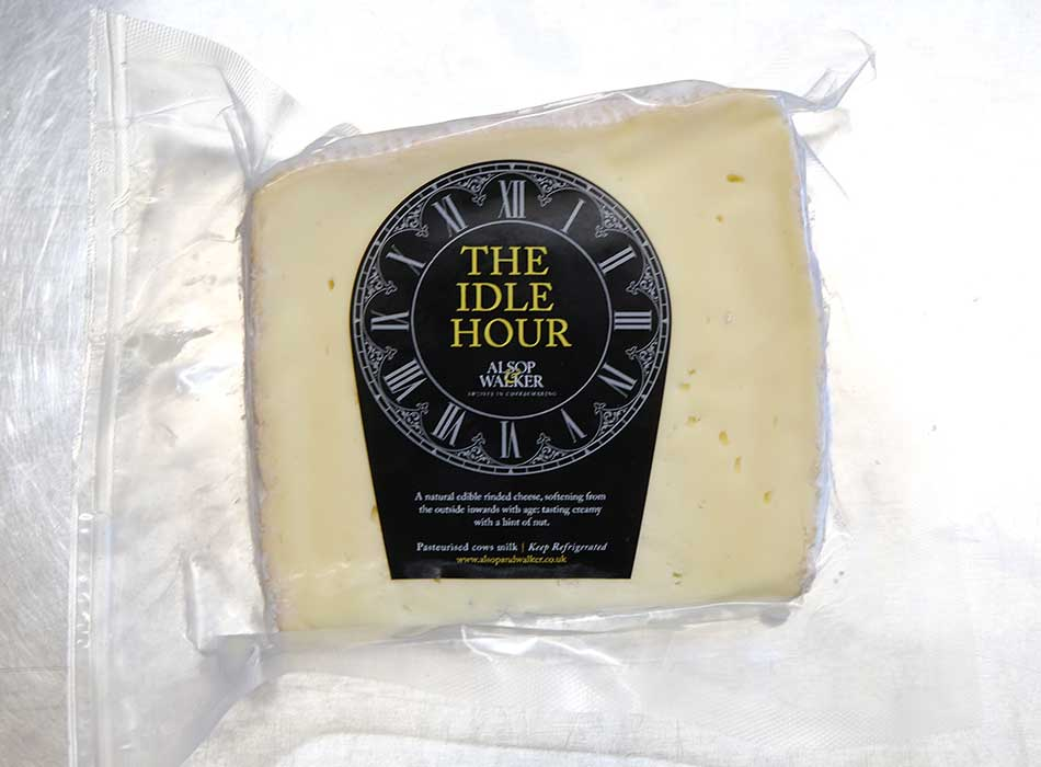 Alsop and Walker Idle Hour Cheese 1