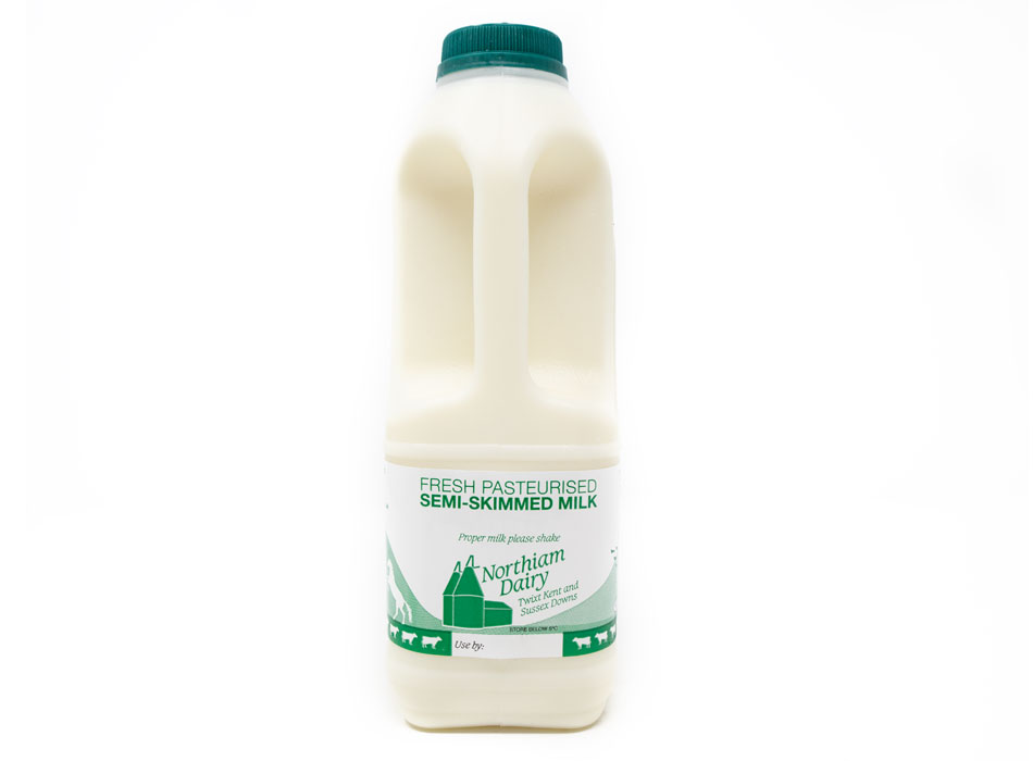 Milk - Semi-skimmed 1