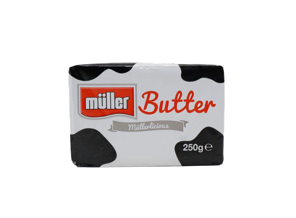 Müller Butter 250g 1