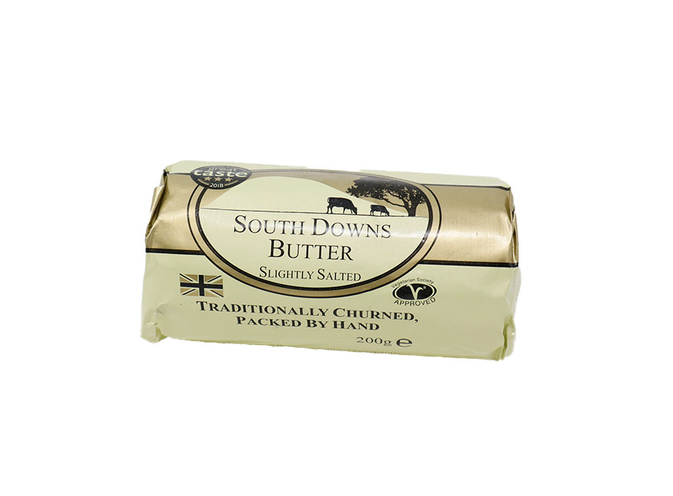 Local Southdown Butter 200g 1