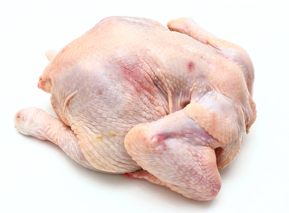 Free Range Whole Chicken 1