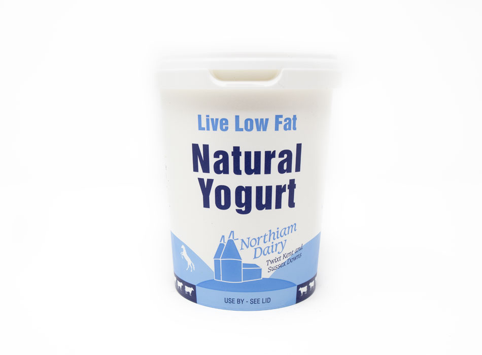 Natural Yogurt 500g 1