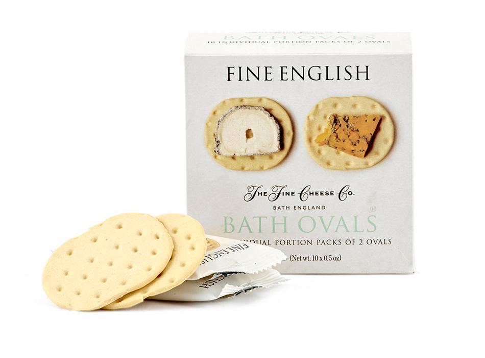 Fine English Bath Ovals 1