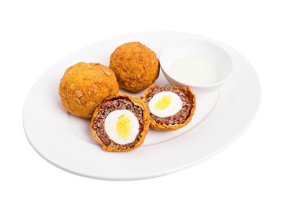 Luxury Large Plain Scotch Egg 1