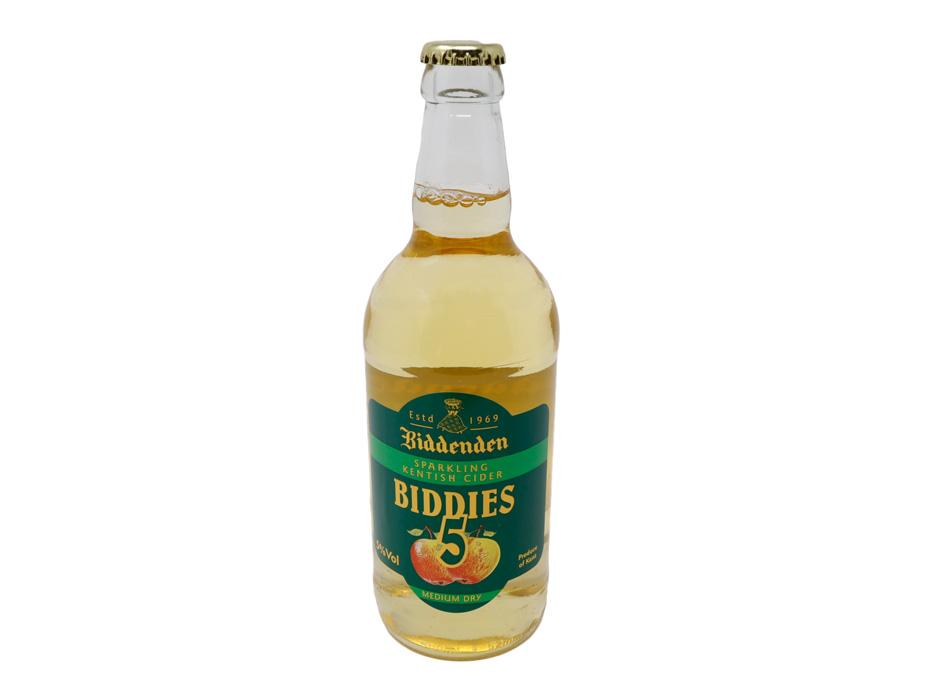 Biddenden Cider - Biddies 5 Cider 1