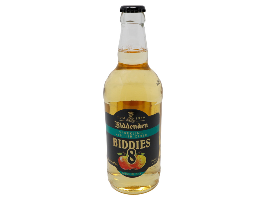 Biddenden Cider – Biddies 8 Cider 1