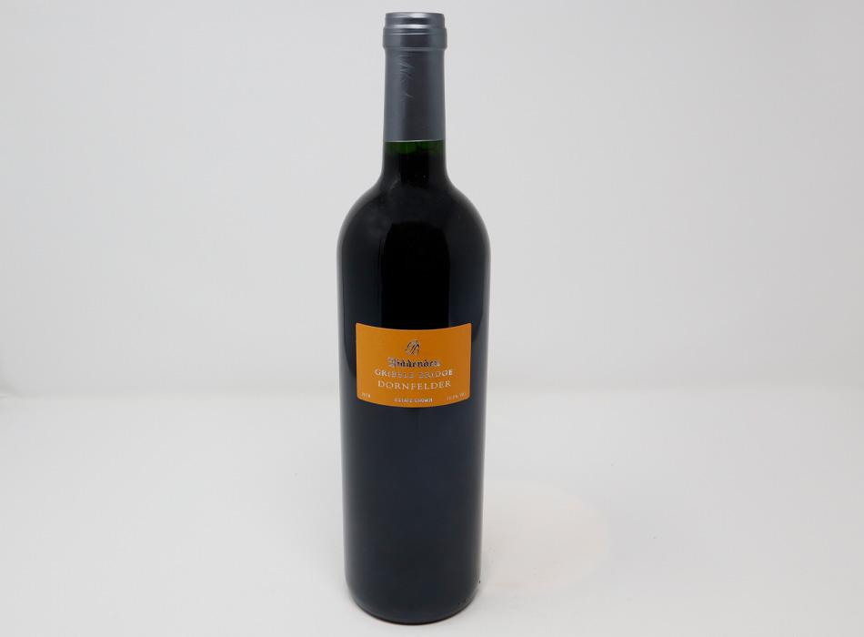 Biddenden Winery - Gribble Bridge Dornfelder Wine 1