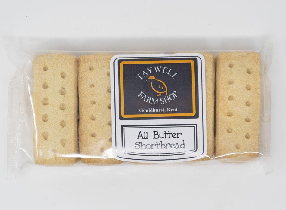 Taywell Luxury All Butter Shortbread Fingers 1