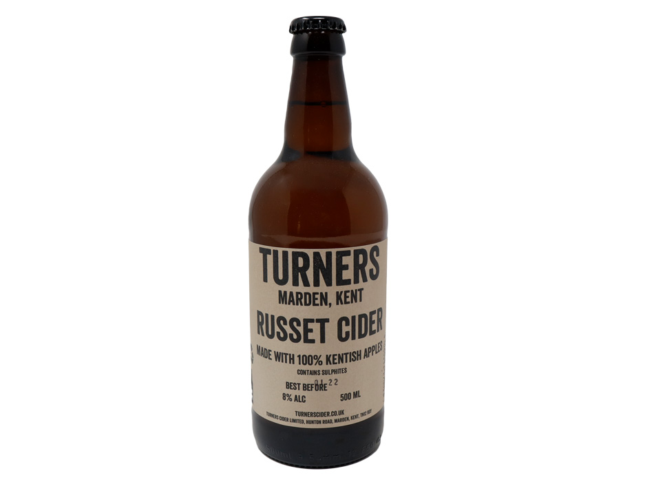 Turners Russet Cider 1