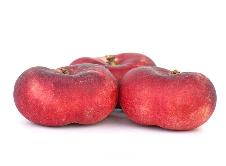 Flat Peaches 1