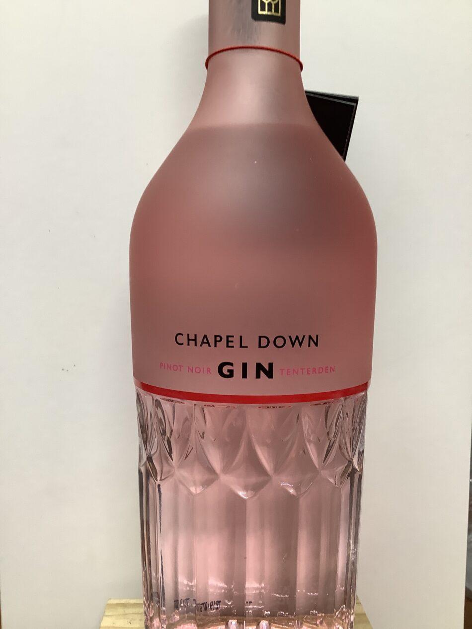 Chapel Down Pinot Noir Gin 1