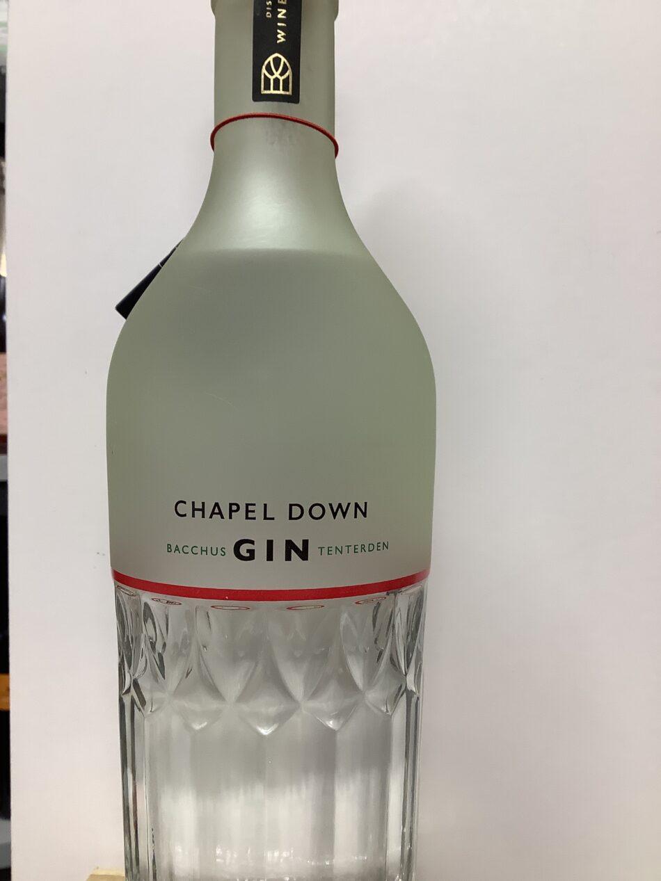 Chapel Down Bacchus Gin 1