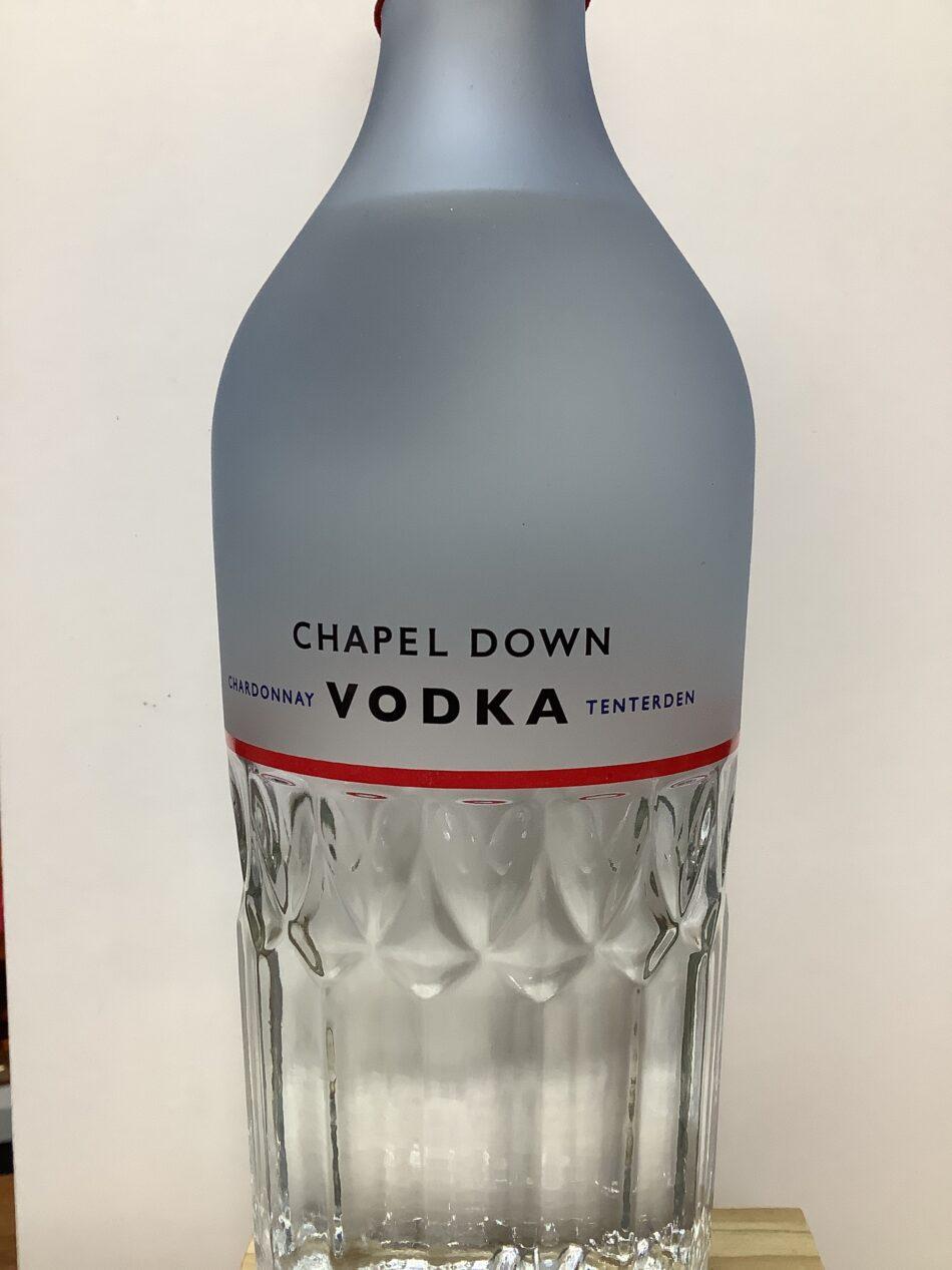 Chapel down Vodka 1