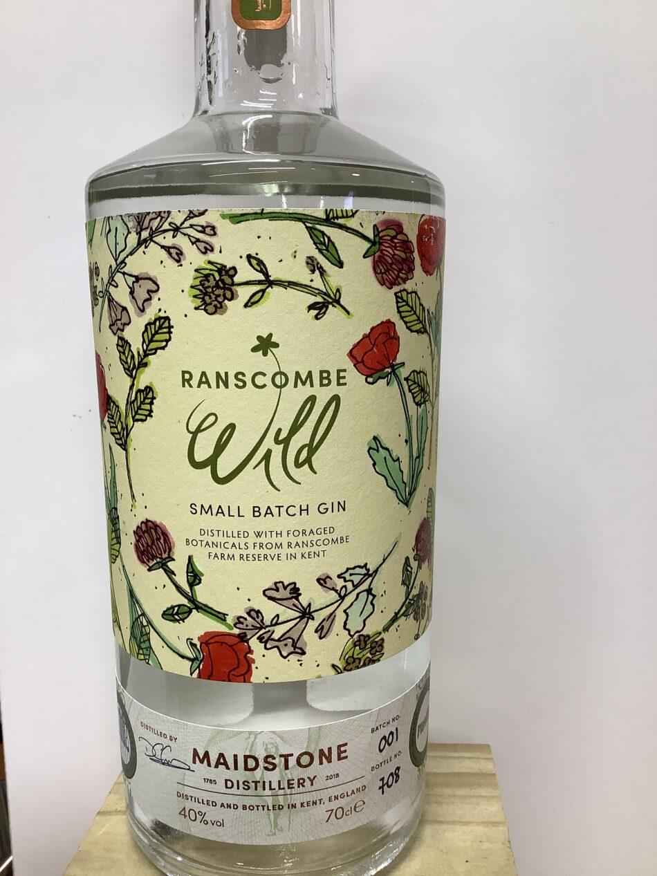 Maidstone Distillery Gin 1