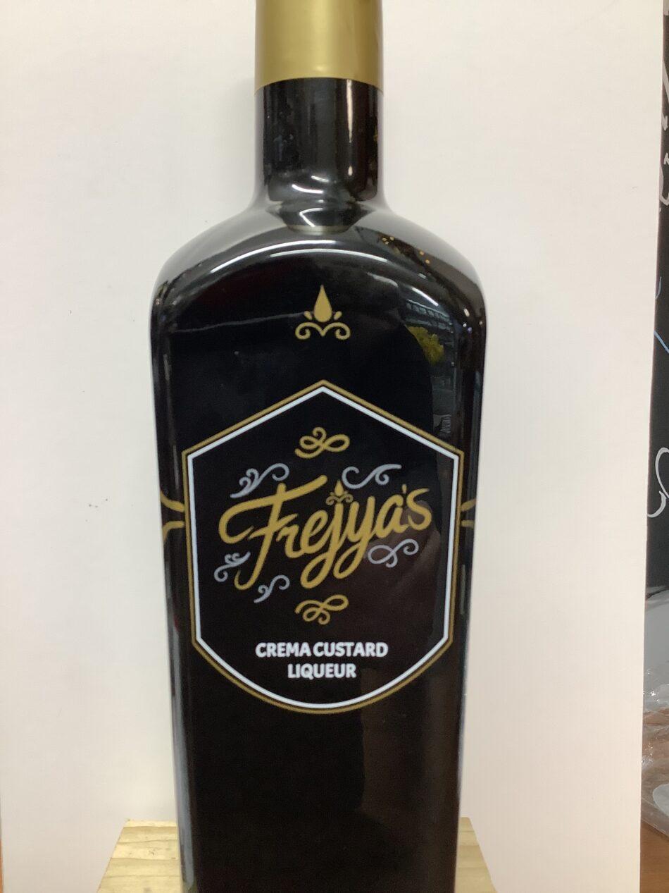 Frejya's Crema Custard Liqueur 1