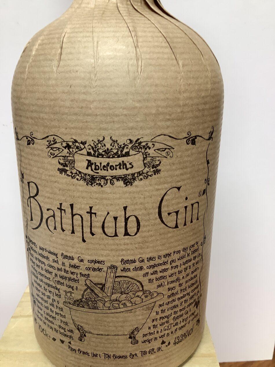 Bathtub Gin 1