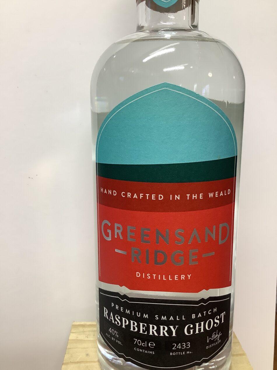Greensand Ridge Raspberry Ghost 1