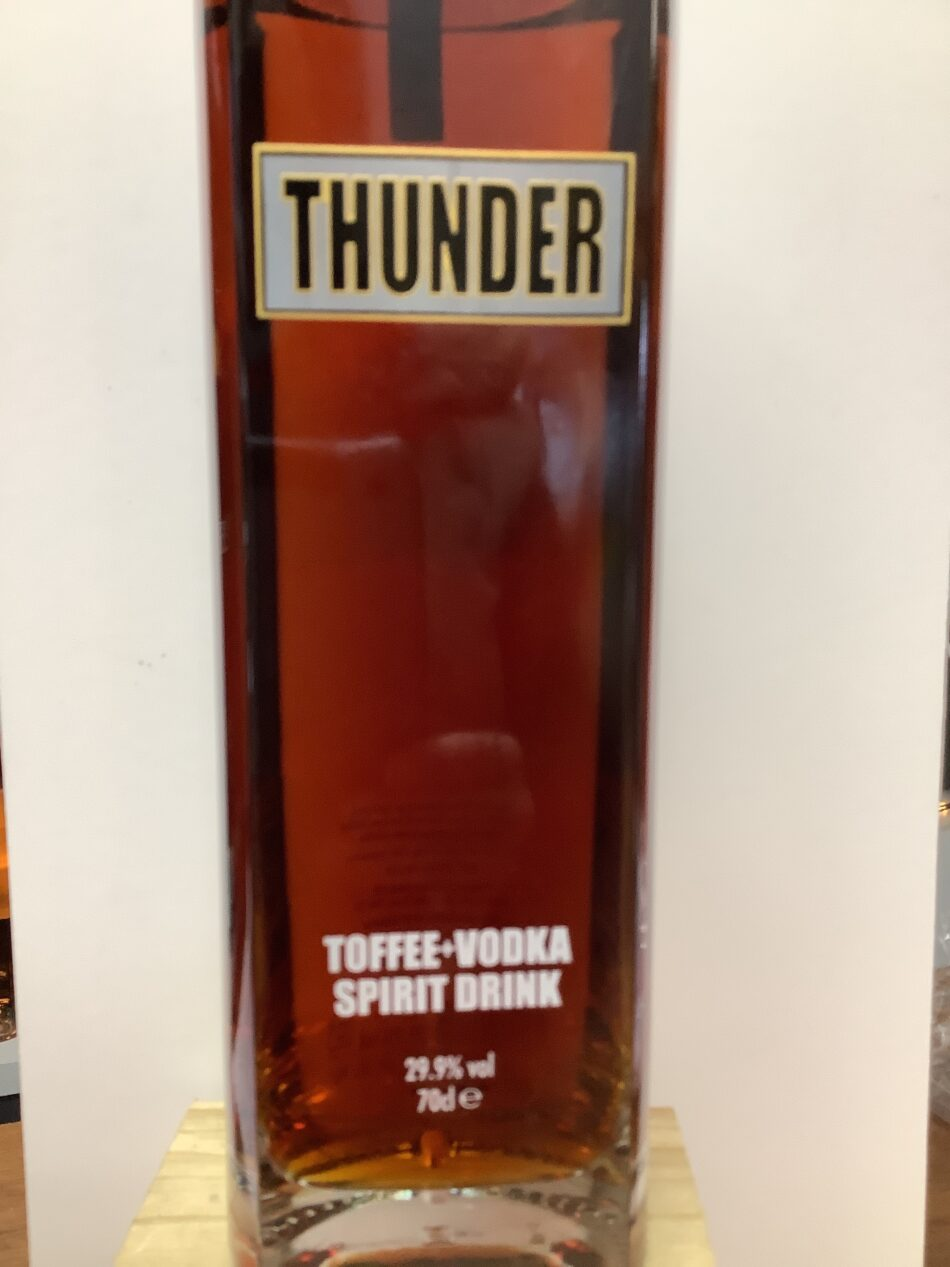 Thunder Toffee Vodka 1