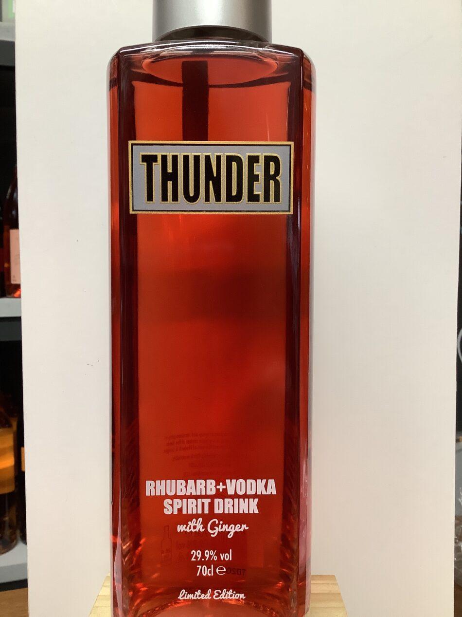 Thunder Rhubarb Vodka 1