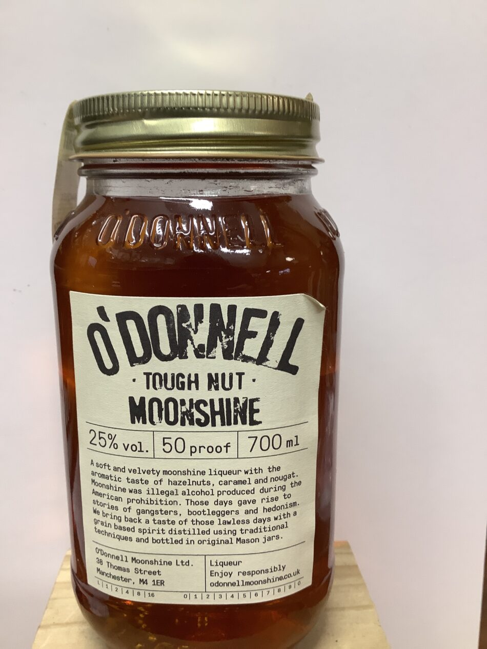 O'Donnell Moonshine 1