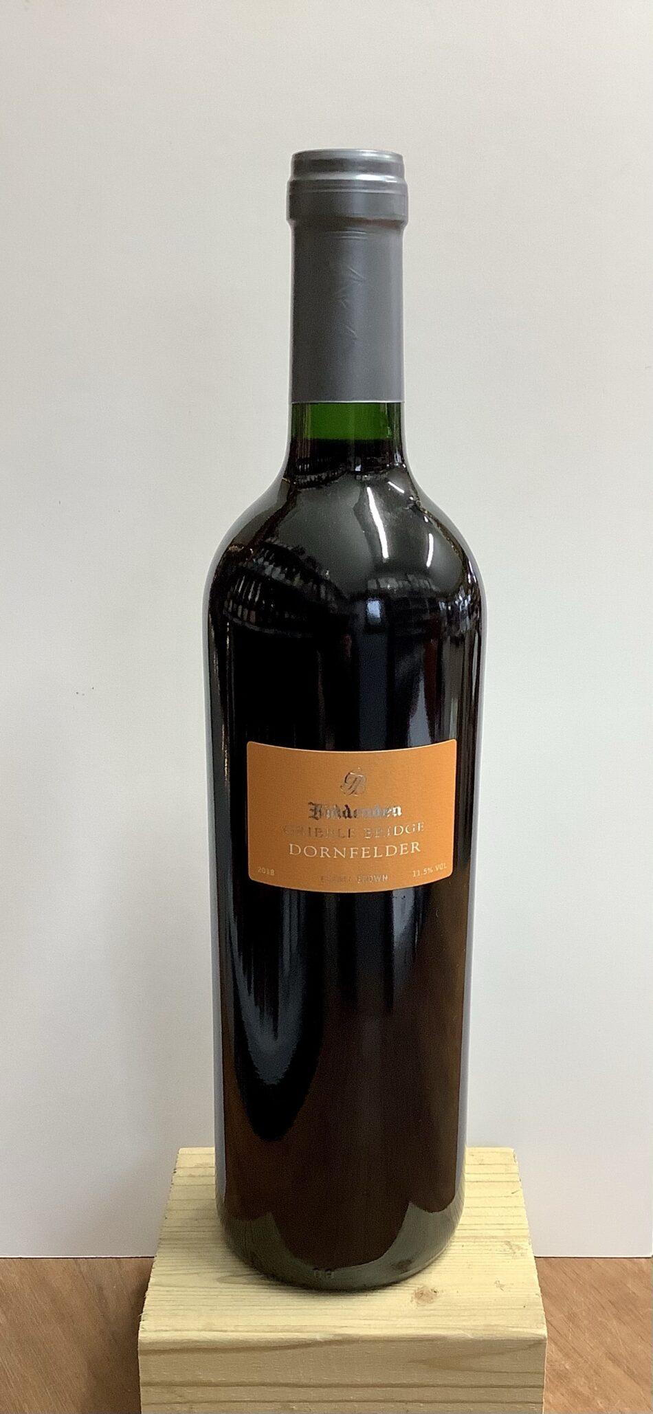 Biddenden Dornfelder Red Wine 1