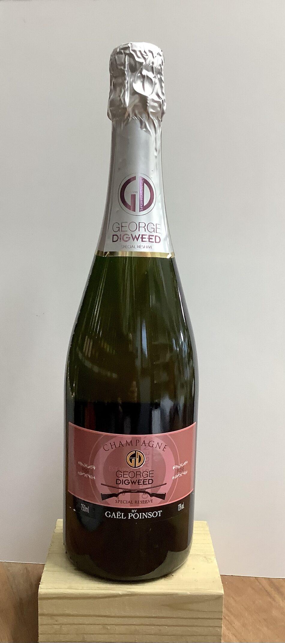 George Digweed Rose Champagne 1