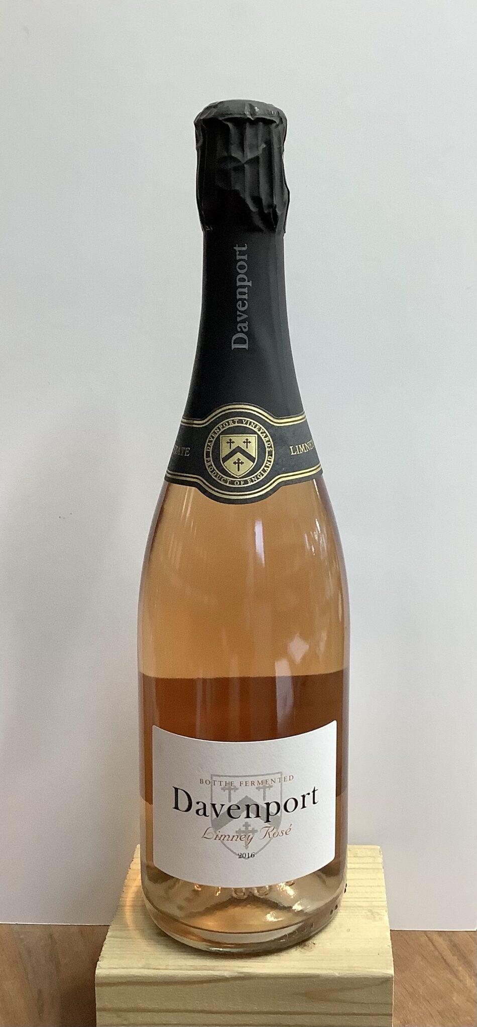 Davenport Limney Rose Sparkling Wine 1