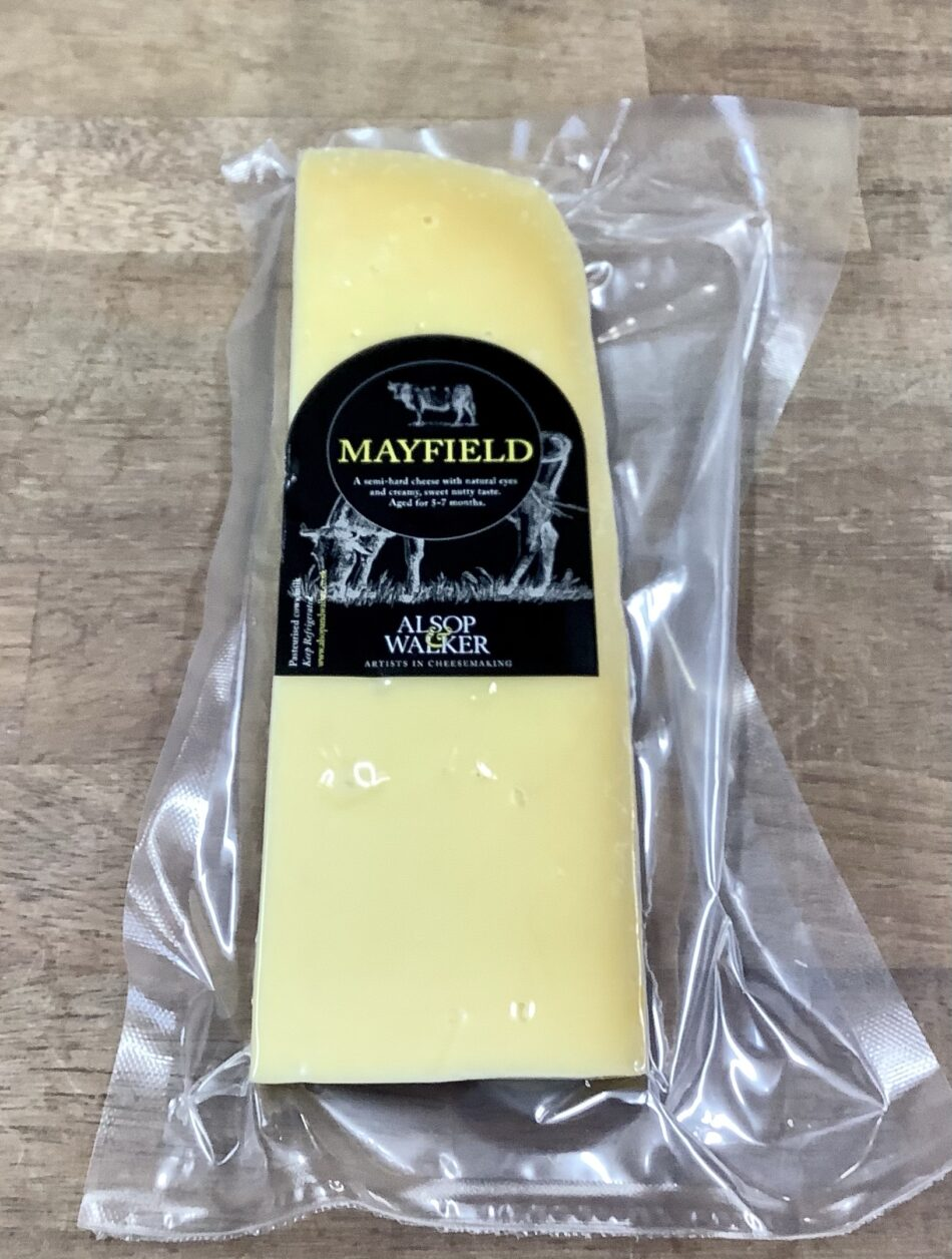 Alsop and Walker Mayfield Cheese 1