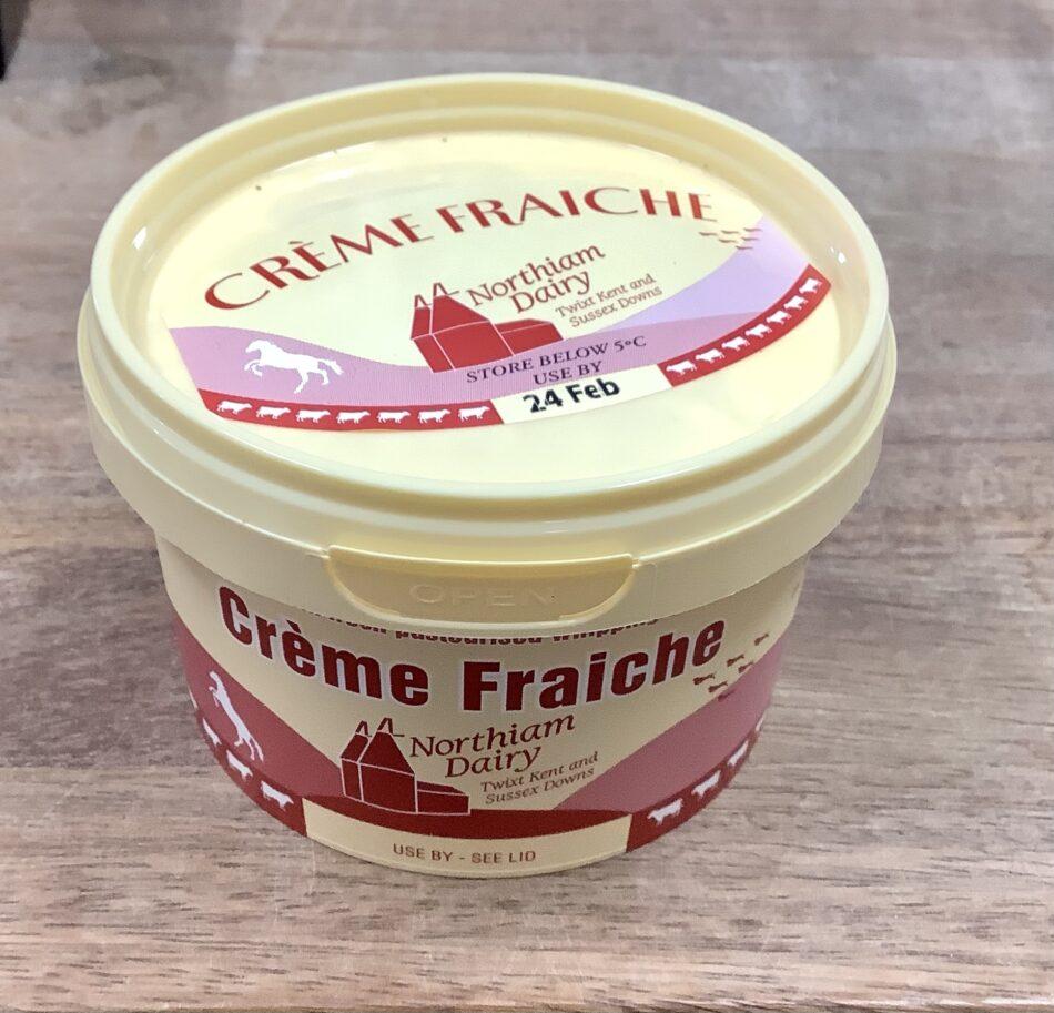 Crème Fraîche 220ml 1