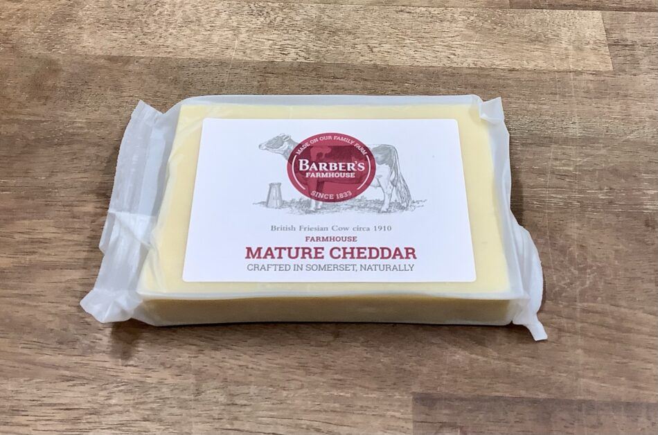 Mature Cheddar Cheese 310g 1