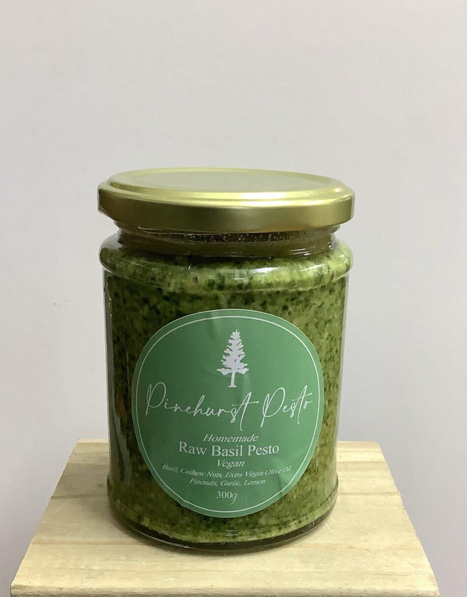Pinehurst Vegan Pesto 1