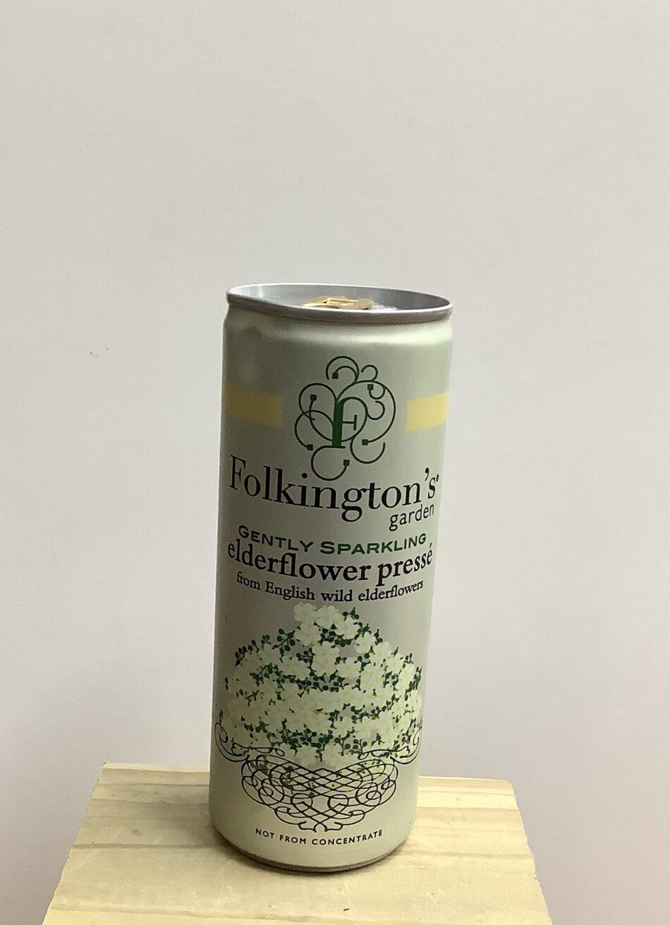 Folkington's Elderflower Presse, 250ml 1